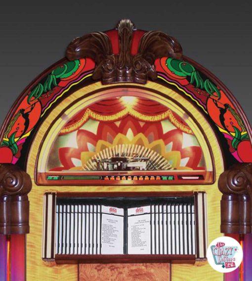 Jukebox Rock-ola CD Gazelle library