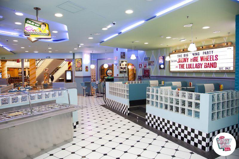 American Restaurant Mobili