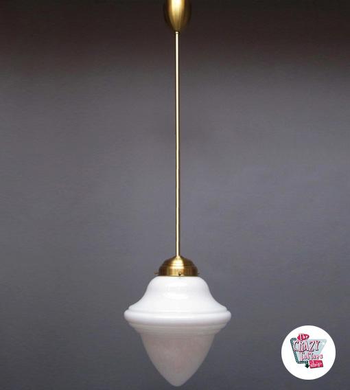 Lampada Acorn vintage 22