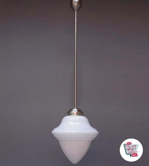 Vintage Acorn Lamp 22