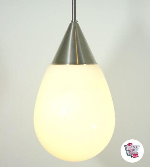 Vintage Drop Lamp 25