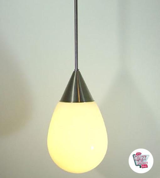 Vintage Drop Lamp 16