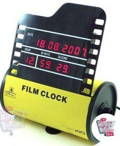 Reloj Retro Carrete Fotos