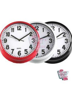 Retro Wall Clock 50