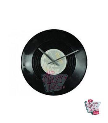 Reloj Retro Vinilo Piano