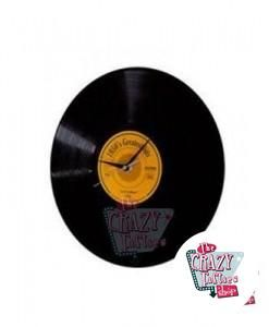 Reloj Retro Vinilo Greatest Hits