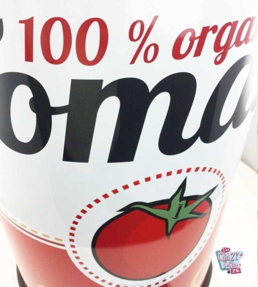 trashcan Tomat
