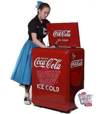 Coca-Cola Retro Cooler