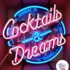 Cocktails et rêves au néon Poster
