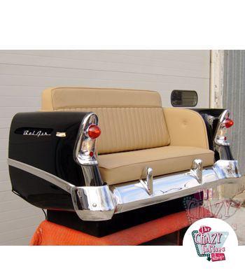 Chevy canapé 56 TT