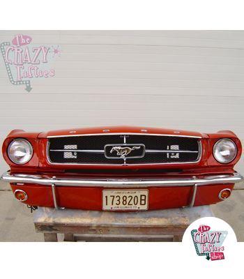 Mustang foran 65