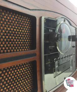 Vintage Retro Record Player