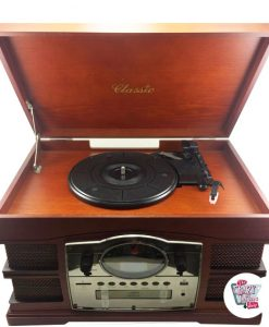 Retro Vintage Record Player