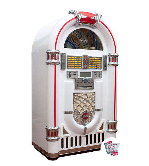 Jukebox Color Edition White