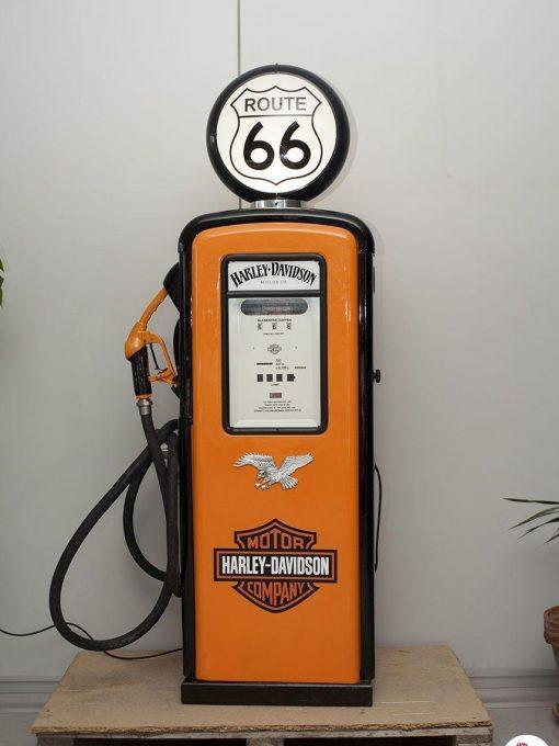 Harley-Davidson Fornecedor