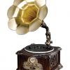 Retro Gramophone 41