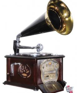 Ретро граммофон 40