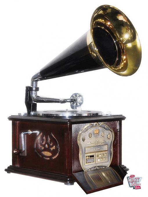 Retro grammofono 40