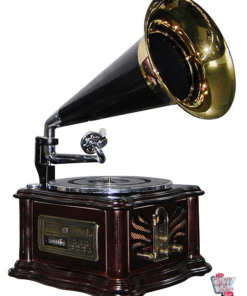 Rétro Gramophone 39