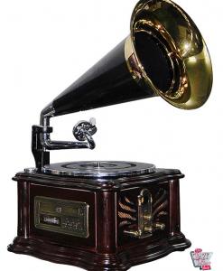 Ретро граммофон 39
