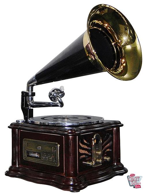 Retro Gramophone 39