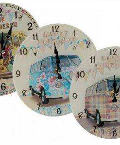 Retro Clock VW T1