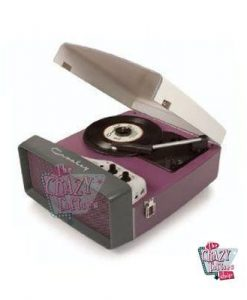 Crosley pladespiller Collegiate Purple