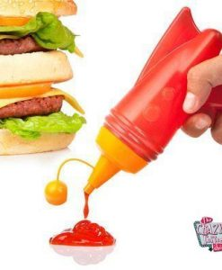 Ketchup dispenser Rocket