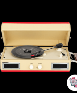 Retro Turntable CR40