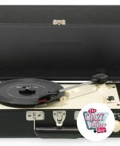 Retro-Plattenspieler CR40 plus