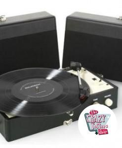 Retro CR40 Partido Turntable