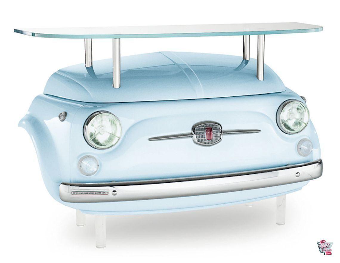 Consola Fiat 500 Cin Cin