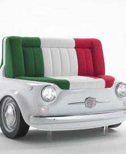 Fiat canapé 500 Panorama