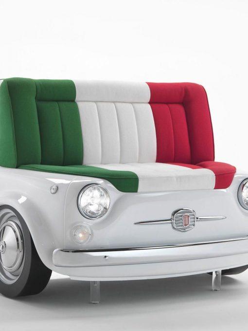 Fiat kanepe 500 Panorama