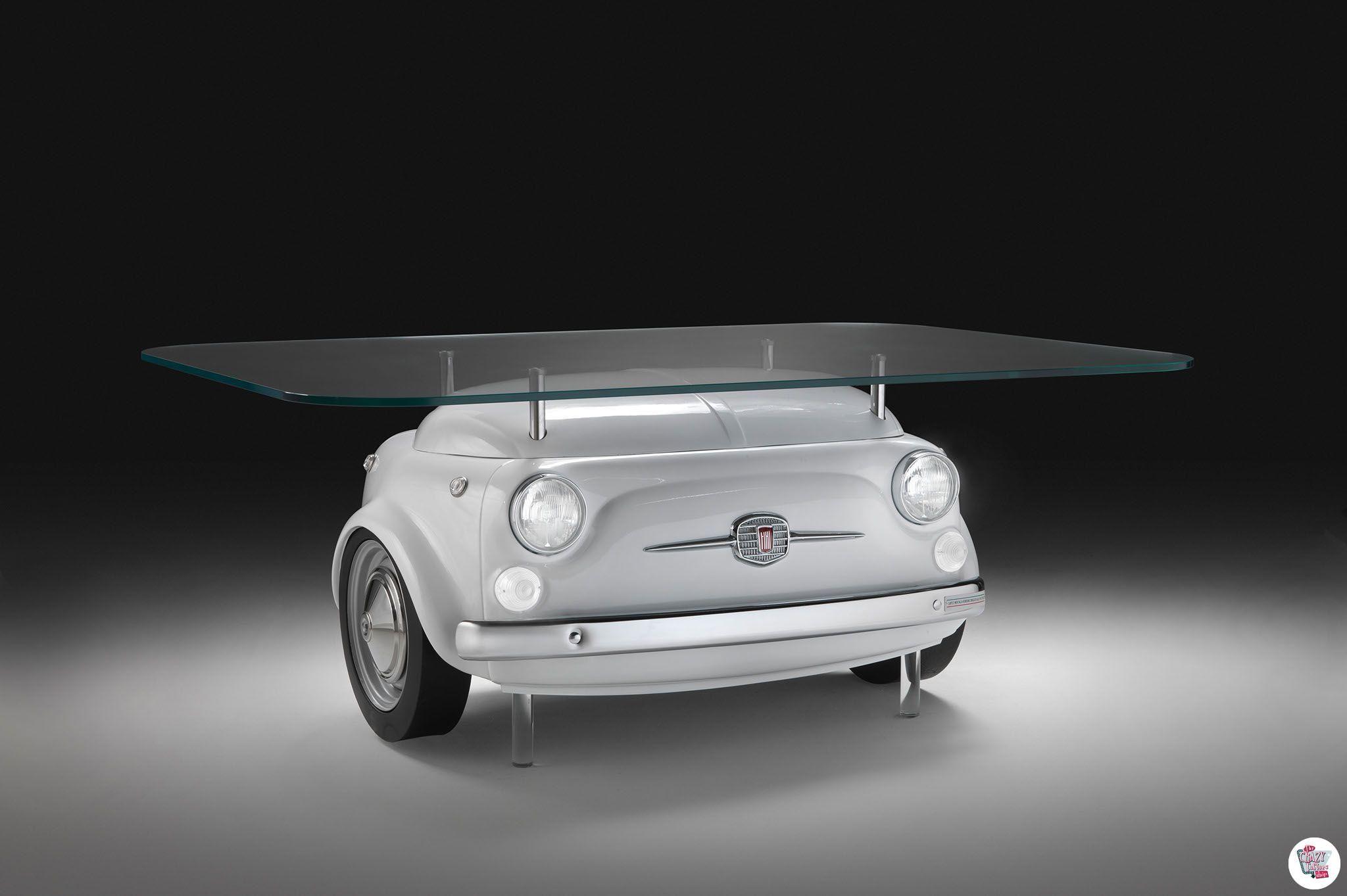 Fiat 500 Pic Nic bordet