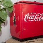 Nevera Retro Coca cola