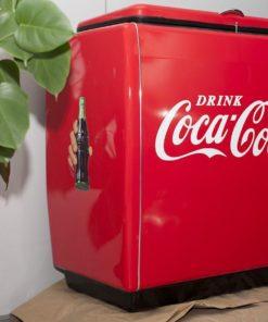 Retro Kjøleskap Coca cola