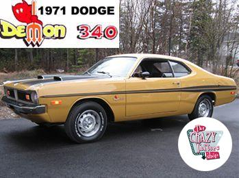Dodge Demon-1971