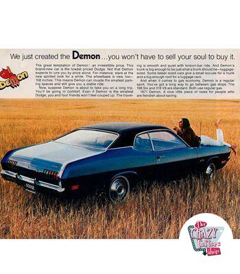 Dodge Demon 1971