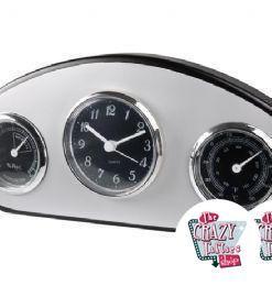 Reloj Retro Negro 3