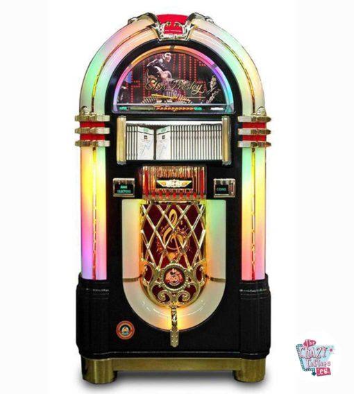 Jukebox Rock-ola Elvis Limited Edition noir