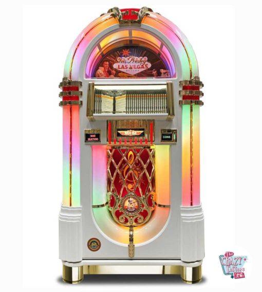 Jukebox Rock-ola Elvis Limited Edition blanc