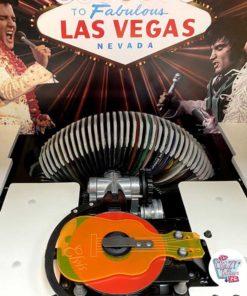 Jukebox Rock-ola Elvis Limited Edition retour
