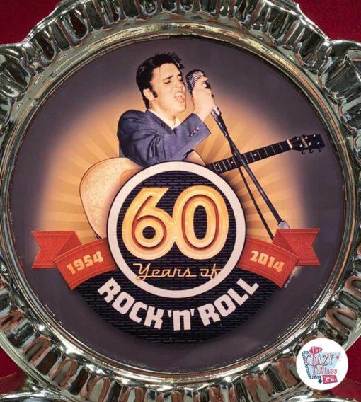Logo Jukebox Rock-ola Elvis en édition limitée