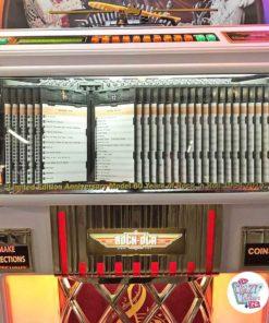 Bibliothèque Jukebox Rock-ola Elvis en édition limitée