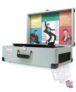 Limited Edition Elvis platespiller 1950 3