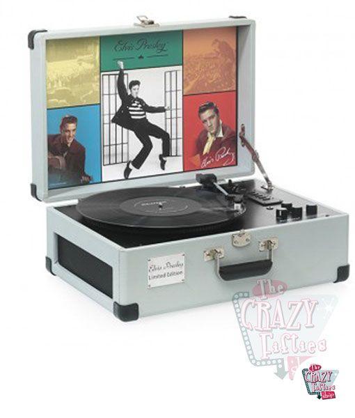 Limited Edition Elvis platespiller 1950 7
