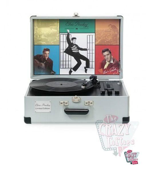 Elvis platespiller 1950 Limited Edition