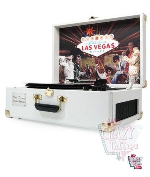 Elvis Presley platespiller 1970 6