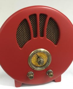 Retro Radio 8275 Redwood